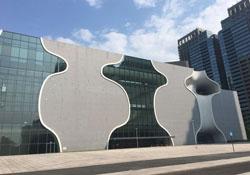 臺中國家歌劇院( 台中メトロポリタンオペラハウス)