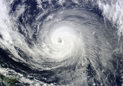 次は台風16号が台湾に接近!!