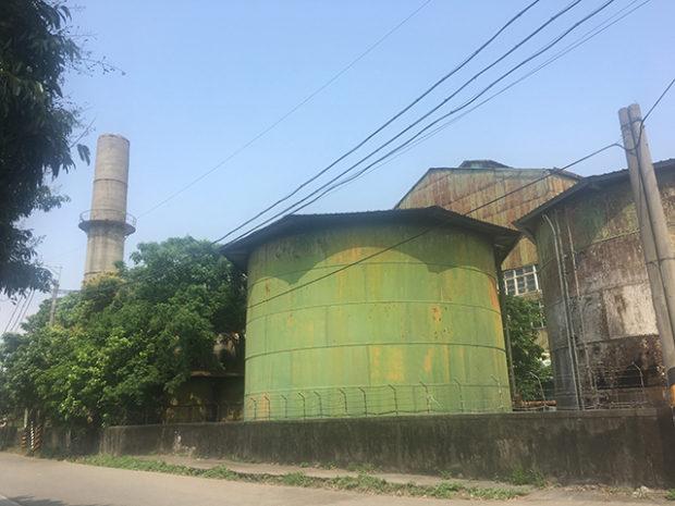 月眉觀光糖廠(台中)