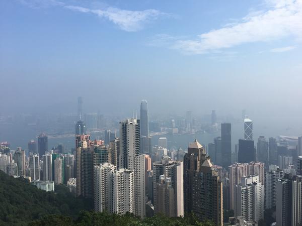 ヴィクトリアピーク(香港)