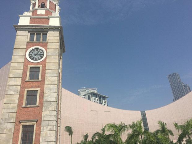 旧九龍駅時計台 (前九廣鐵路鐘楼、尖沙咀鐘楼)香港
