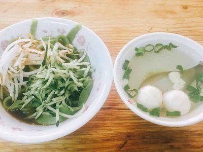 洪文記涼麺涼皮(台中)