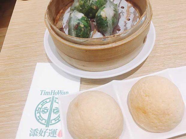 添好運(ティムホーワン)台北駅前店